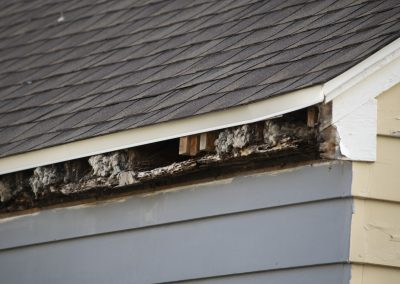 Gutter problems on a residential home