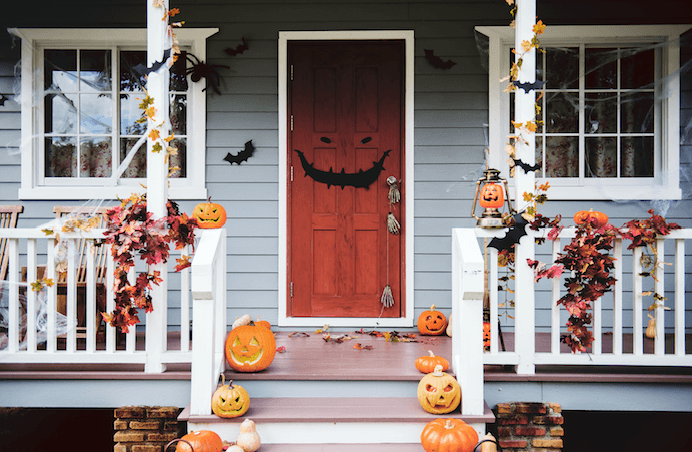 Halloween Roof Decorating Safety Tips