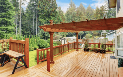 What to consider before adding a deck or patio to your home